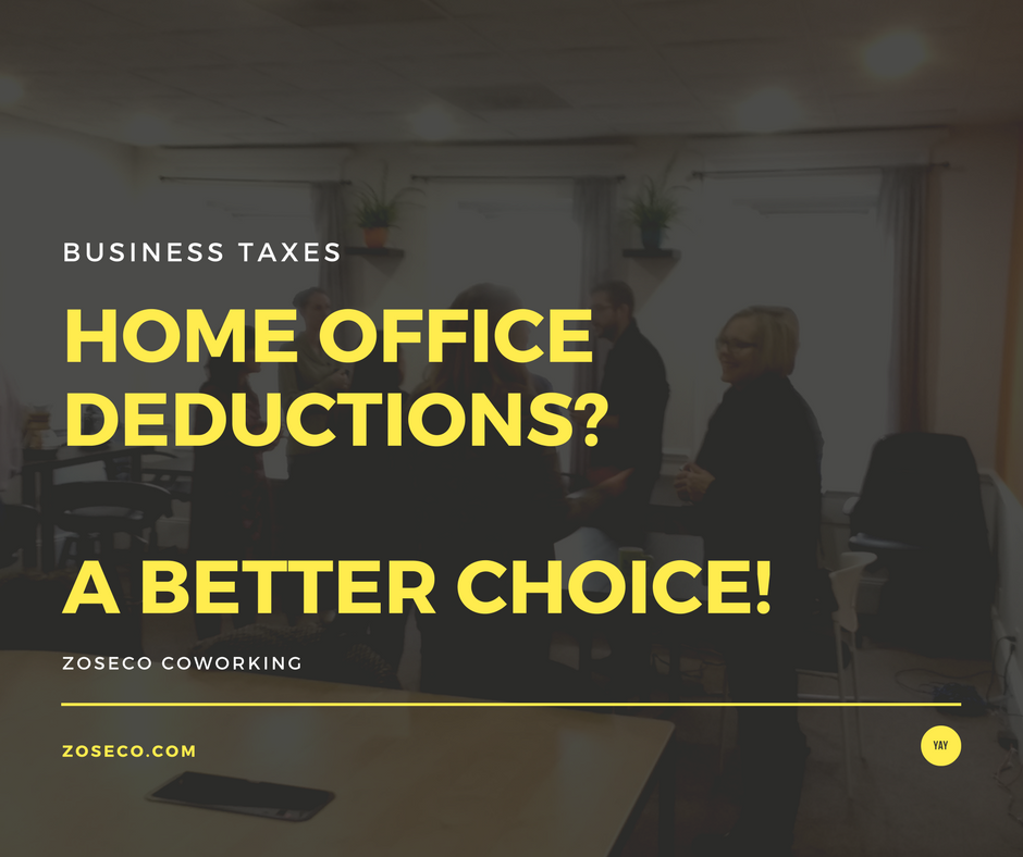 Using the Home Office Deduction in Valparaiso